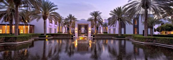 golfreise oman The Chedi